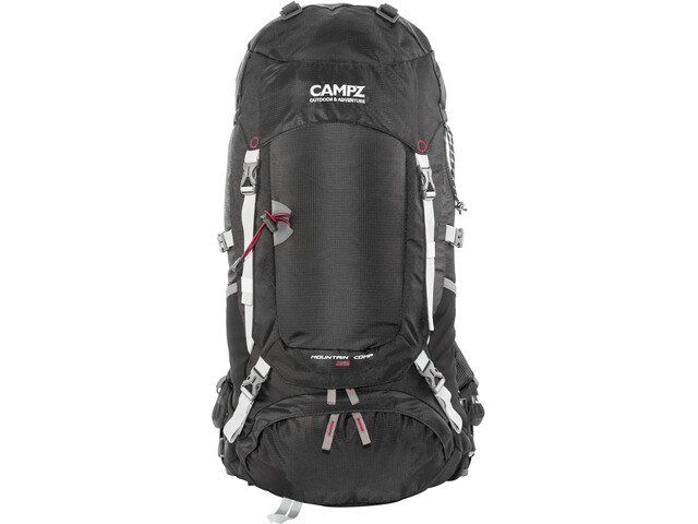 CAMPZ Mountain Comp 35l Selkäreppu, black